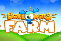 Играть Balloonies Farm бесплатно | Вулкан Делюкс без регистрации