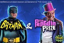 Играть Batman and the Penguin Prize бесплатно | Вулкан Делюкс без регистрации