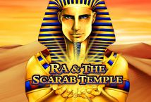 Играть Ra and the Scarab Temple бесплатно | Вулкан Делюкс без регистрации